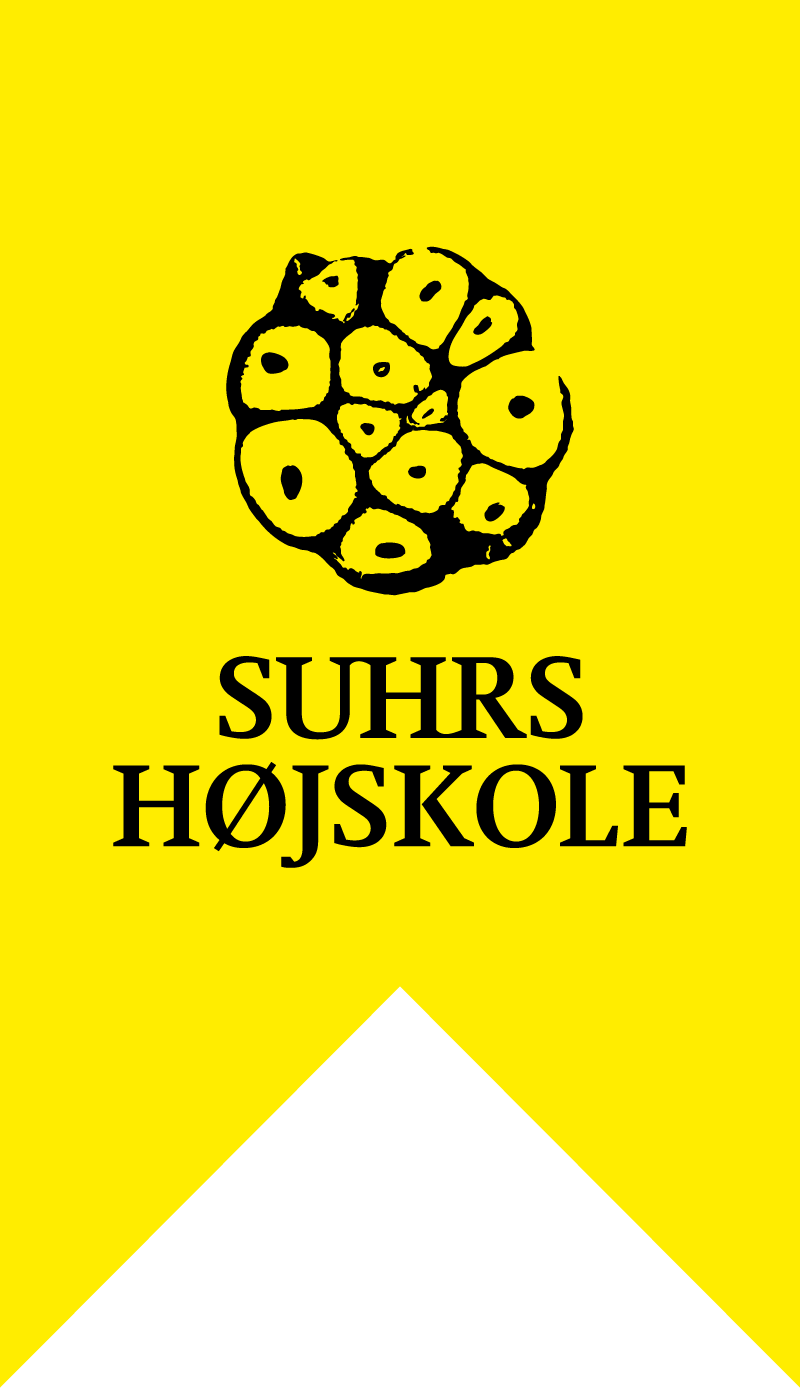 Suhrs Højskole logo