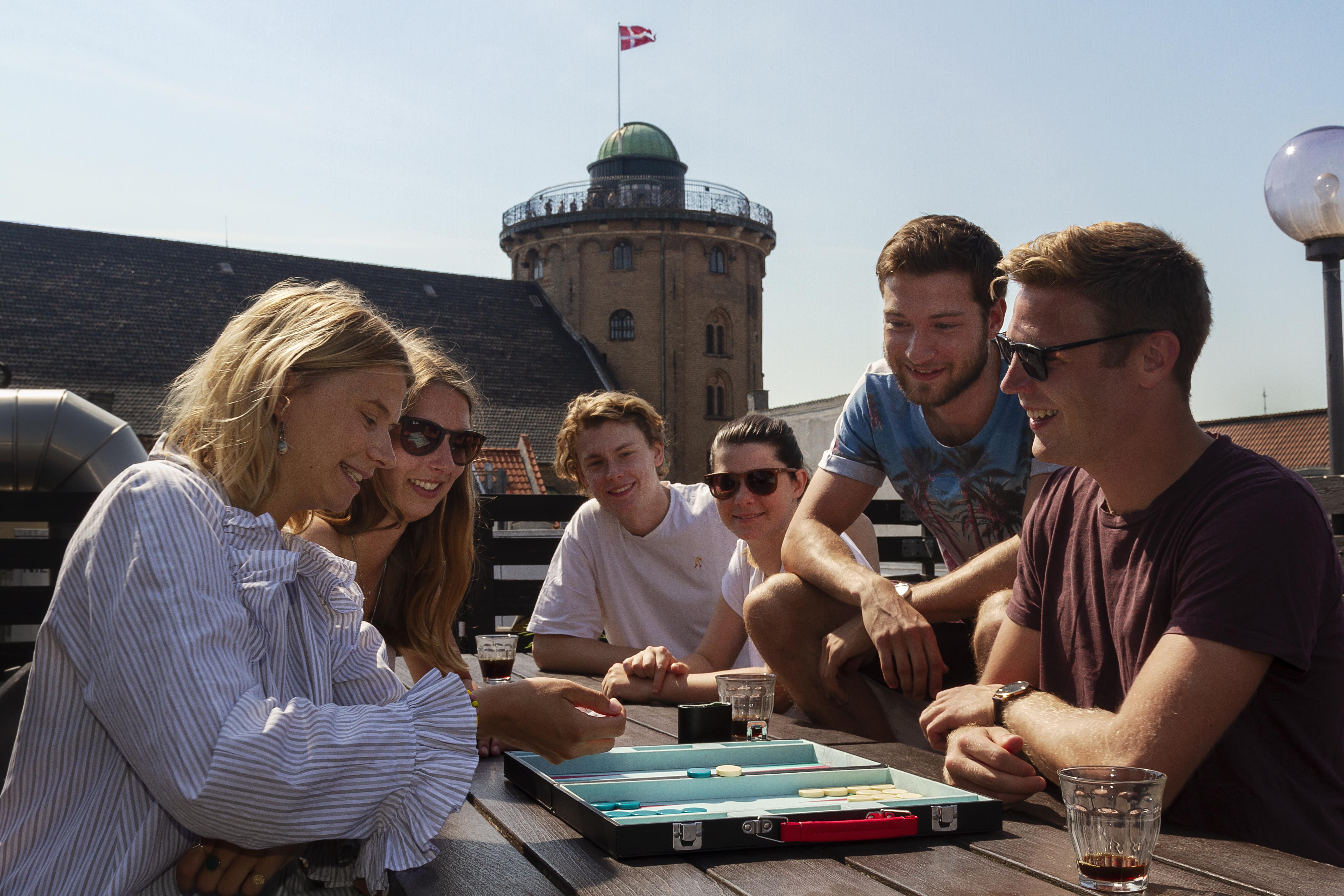 Food Sustanability Climate Copenhagen